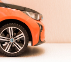 BMW i3 a escala 1/10