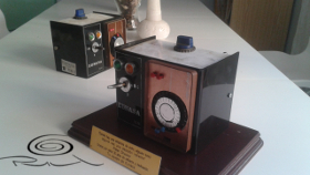 Reproduction of a timer converted to Radio