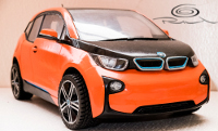 BMW i3 1/10 (40cm) scale reproduction